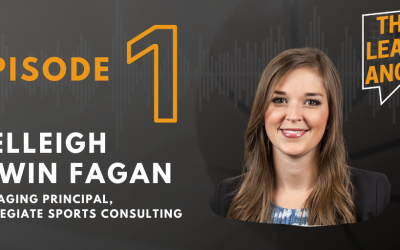 LEAD1 Launches Podcast and Video Series with Kelleigh Fagan